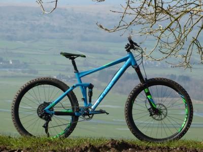 CUBE Bikes Stereo 140 HPA SL 27.5 2017 Mountain Bike Review