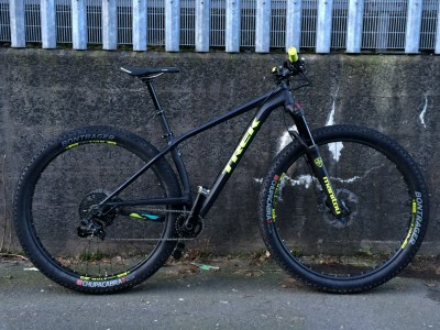 Trek Bikes Stache 9  2016 Mountain Bike Review