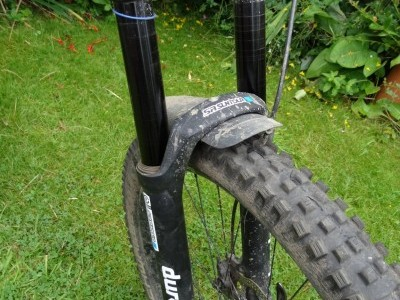 SR Suntour Durolux 2016 Mountain Bike Review