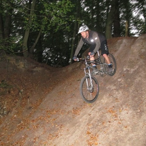 Short Sharp And Steep Mountain Bike Technique