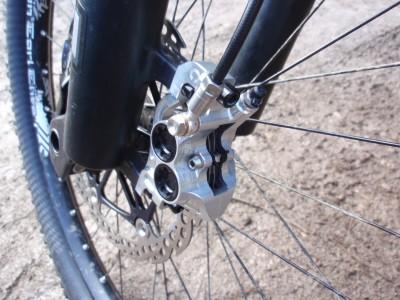 Hope Technology Tech M4 2010 Mountain Bike Review