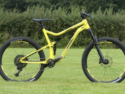 Merida Bikes ONE FORTY 800 2017 Mountain Bike Review