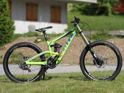 Scott Bicycles Gambler 10  2013 Mountain Bike Review
