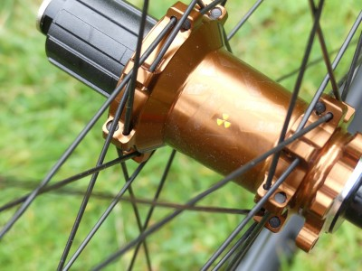 Nukeproof Neutron Front Hub Wheel Bearings 20mm