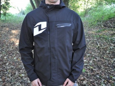 ONE Industries Atmosphere Soft Shell Jacket  2013 Mountain Bike Review