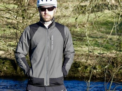 Gore Bike Wear Power Trail Windstopper Insulated Jacket 2018 Mountain Bike Review