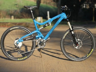 Santa Cruz Bicycles Heckler RAM  2013 Mountain Bike Review