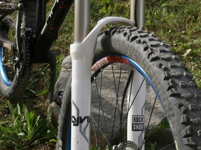 RockShox Lyric 2 Step  2010 Mountain Bike Review
