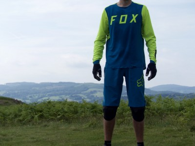 Fox Head Attack Pro Jersey 2017 Mountain Bike Review