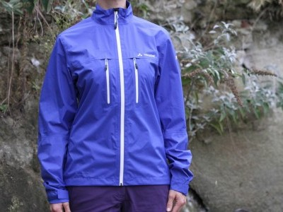 Vaude Women's Tiak Jacket  2015 Mountain Bike Review