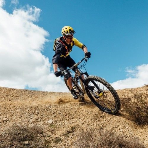 Camber Mountain Bike Technique