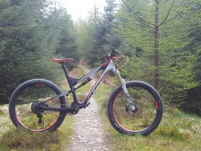 Scott Bicycles Genius LT 710 Plus 2016 Mountain Bike Review