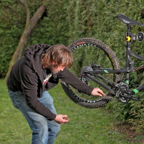 Driving Force Mountain Bike Technique