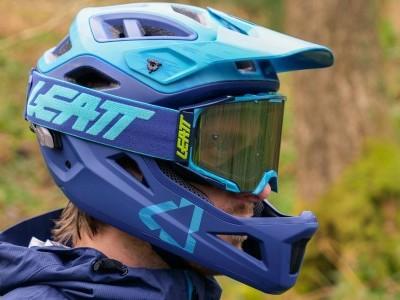 Leatt DBX 3.0 Enduro V19.1 Helmet 2019 Mountain Bike Review