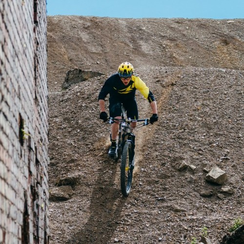 Dare – Double Dare – The Psychological Challenge Mountain Bike Technique