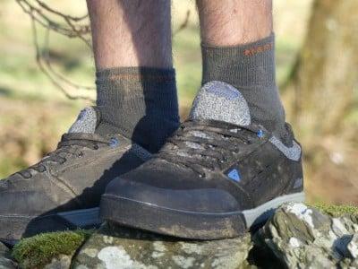 Afton Shoes Keegan 2018 Mountain Bike Review