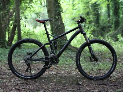 Ghost Bikes ASX 5500  2015 Mountain Bike Review