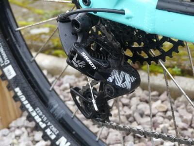 SRAM MTB NX Eagle Drivetrain 2019 Mountain Bike Review