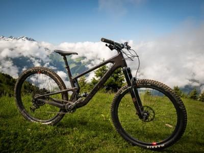 Santa Cruz Bicycles Tallboy CC X01 XL 2021 Mountain Bike Review