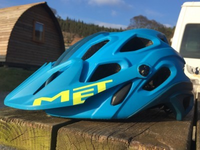 MET Helmets Lupo 2016 Mountain Bike Review