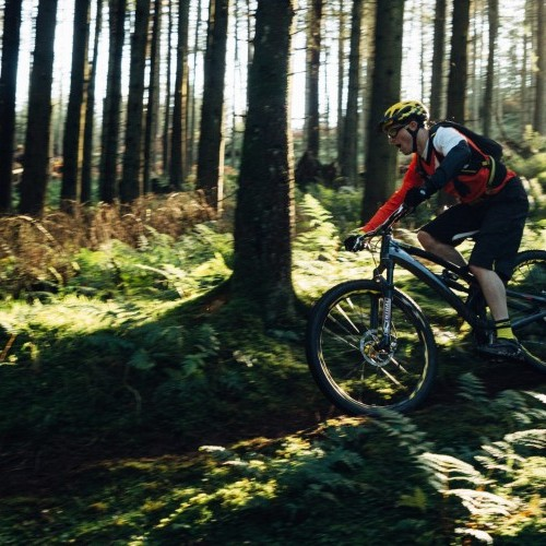 Slip N Slide Mountain Bike Technique