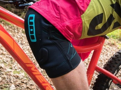 ION Products K_Lite R Knee Pads 2017 Mountain Bike Review