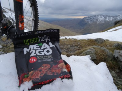 Greenbelly LLC Meal2Go 2016 Mountain Bike Review
