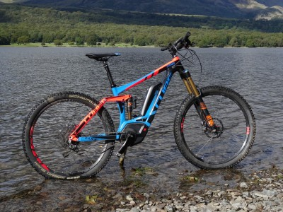 CUBE Bikes Stereo Hybrid 160 HPA Action Team 500 27.5  2016 Mountain Bike Review