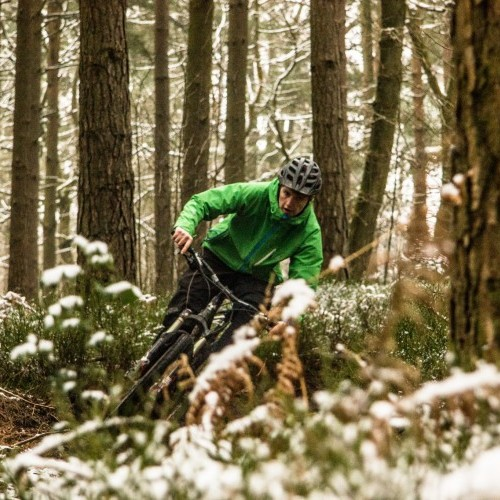 New Years Resolutions Mountain Bike Technique