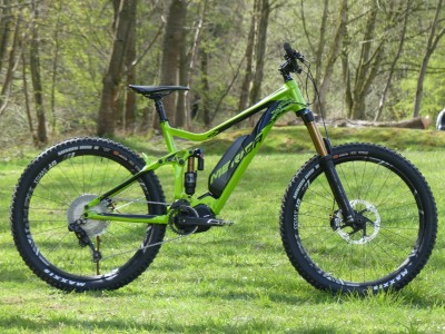 Merida Bikes eONE-SIXTY 900E 2018 Mountain Bike Review