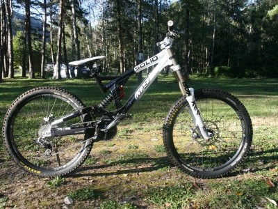 Solid Bikes Mission 9  2010 Mountain Bike Review