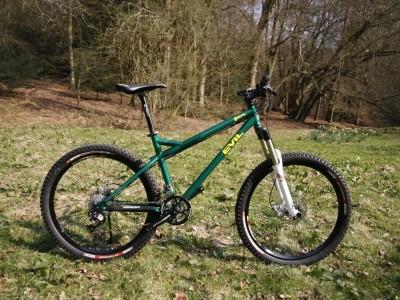 Evil Bikes Sovereign  2010 Mountain Bike Review