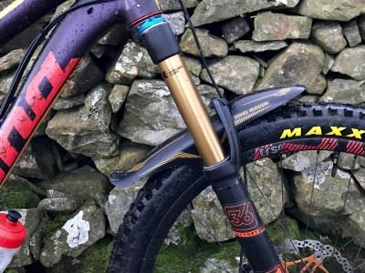 RockGuardZ MudGuardZ PG350 2017 Mountain Bike Review