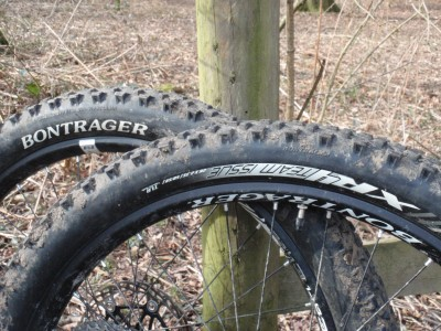 Bontrager XR4 Tyres  2010 Mountain Bike Review