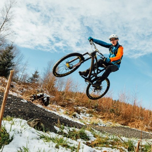 Winter Skills – Part 2 Mountain Bike Technique