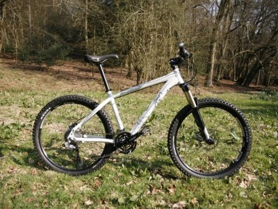 Marin Bikes Rocky Ridge  2010 Mountain Bike Review