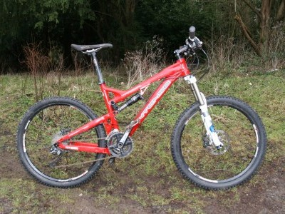 Intense Cycles Tracer VP  2010 Mountain Bike Review