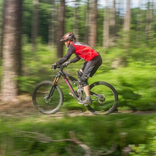 The Art of Fast Mountain Bike Technique