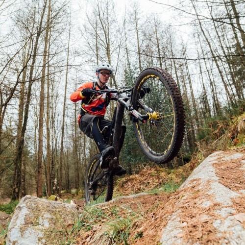 Wheelie Wicked Mountain Bike Technique
