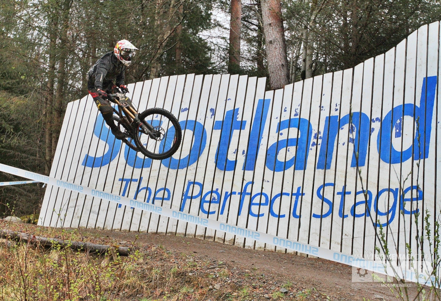 Mountain Bike News - British Downhill Series Rd 2 Fort William