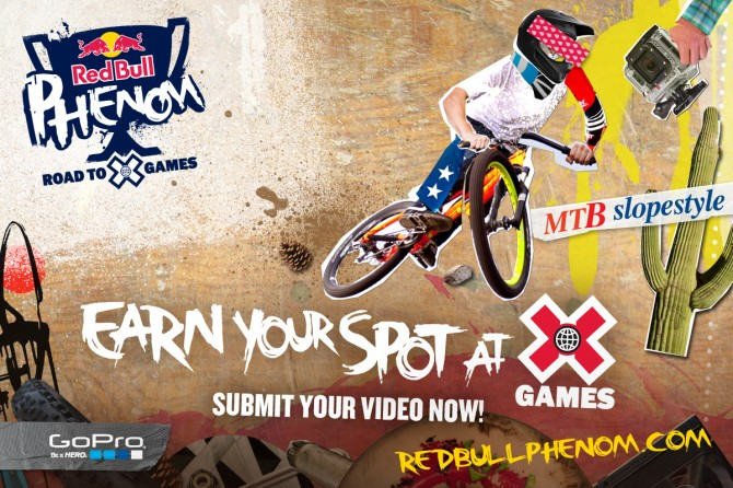 Mountain Bike News - Final chance to get spotted at X Games Munich