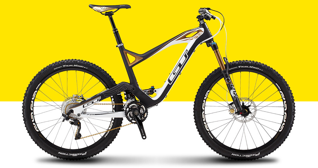 gt bicycles 2014 full suspension line up imb free mountain bike