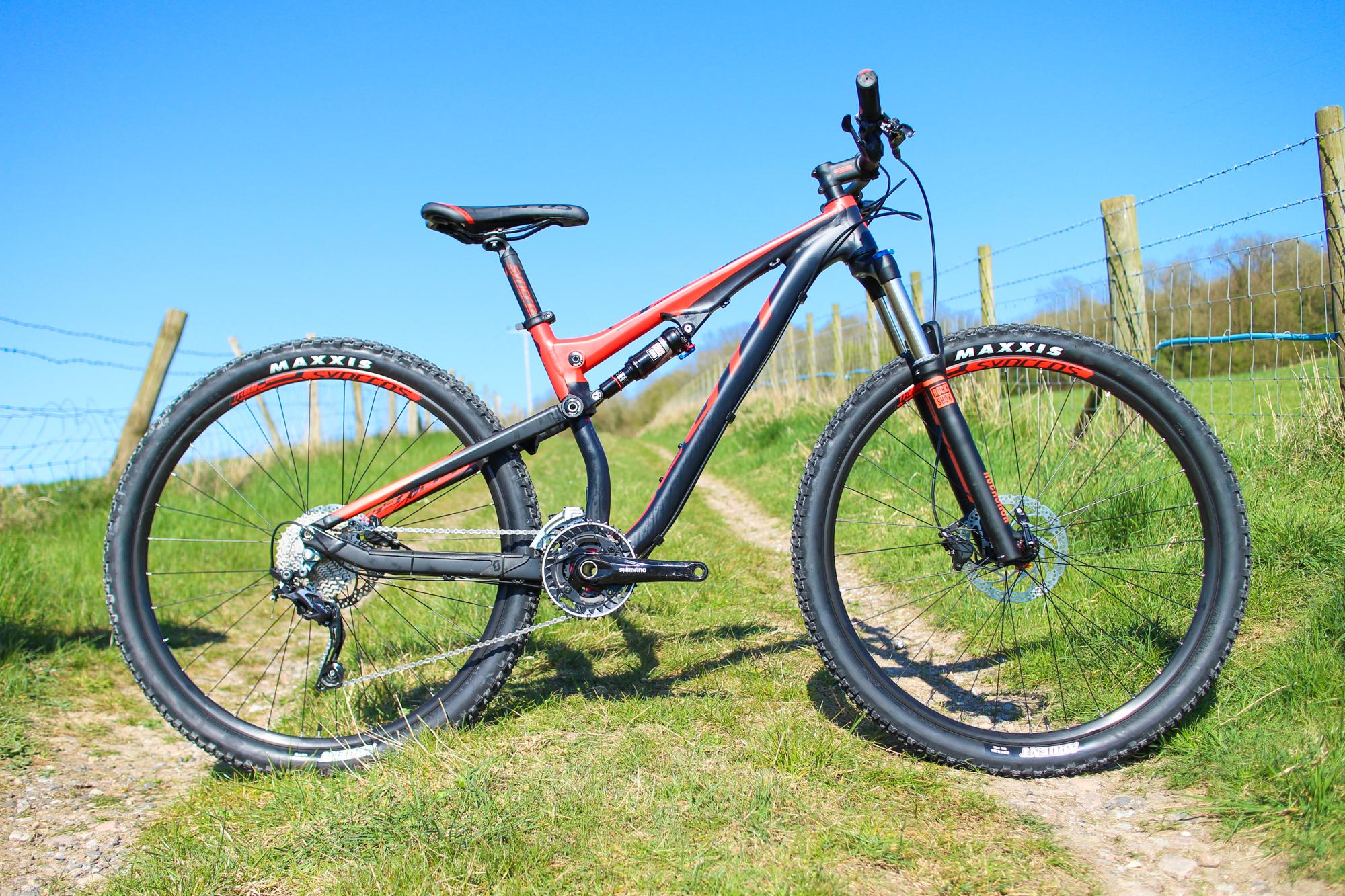 Scott Bicycles Genius 950 2015 Reviews 187 Bikes 187 Trail