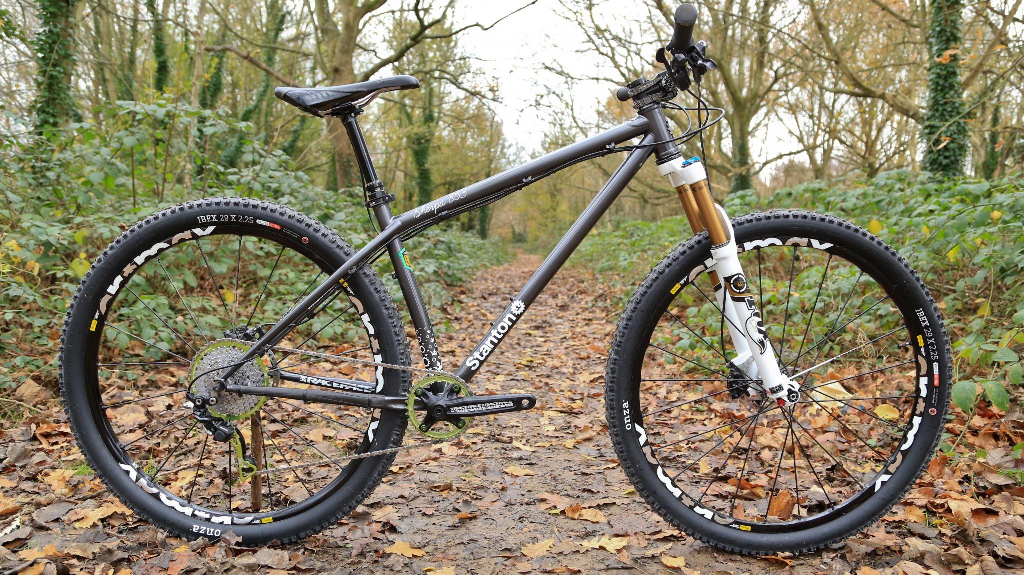 sherpa stanton bikes 853 bike hard mountain tails magazine