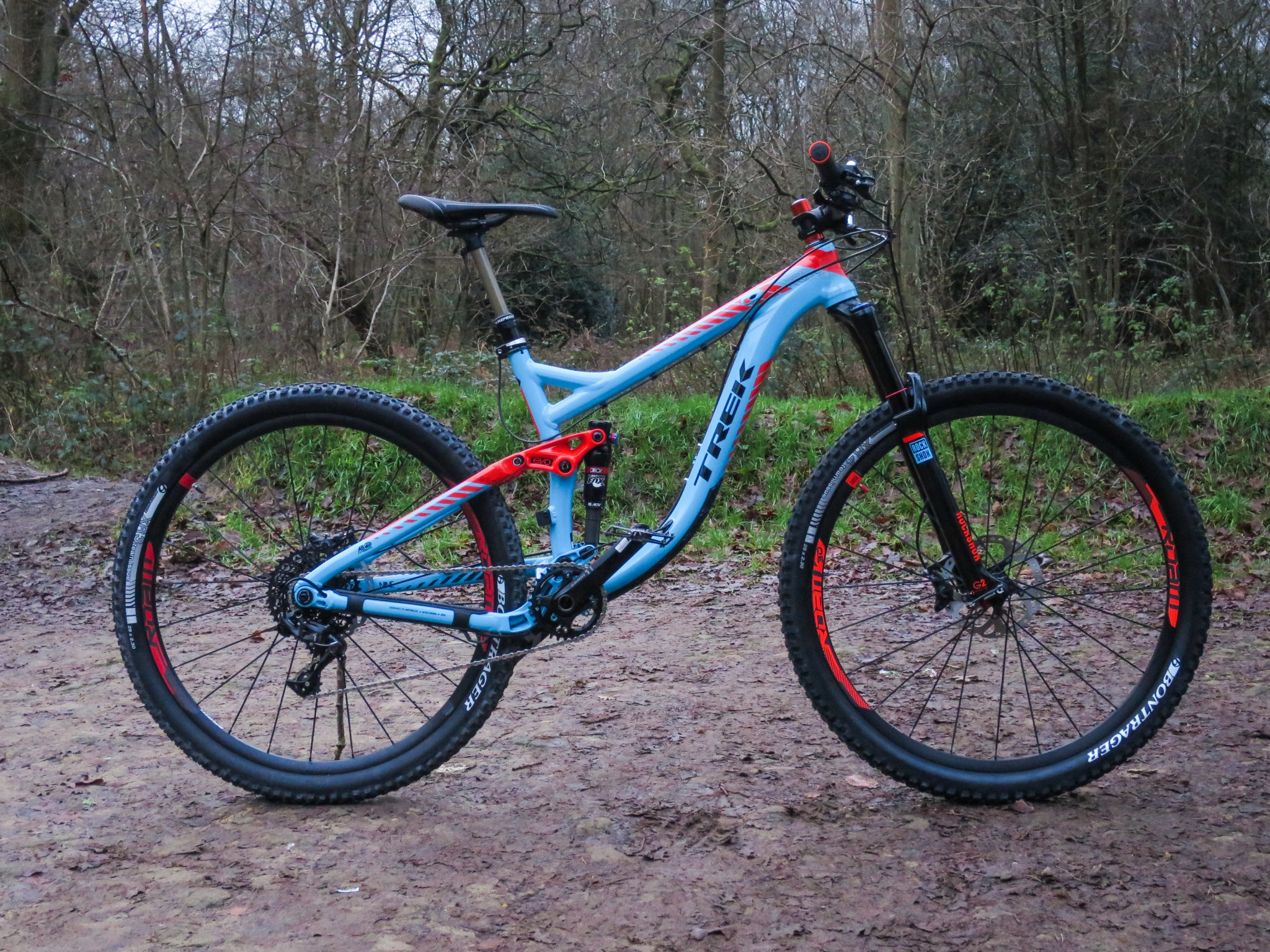 Trek Bikes Remedy 9 29 2015 | Reviews » Bikes » Enduro ...