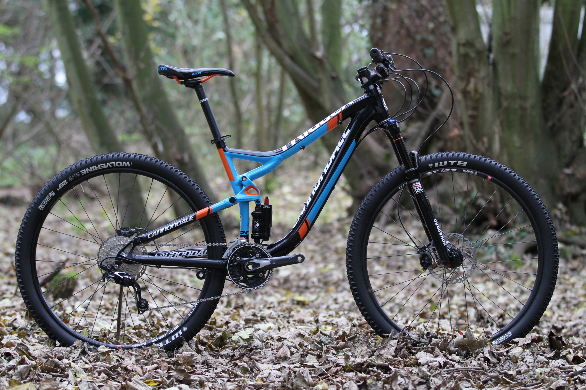 Cannondale Bicycles Trigger 29 4 2014 Reviews 187 Bikes