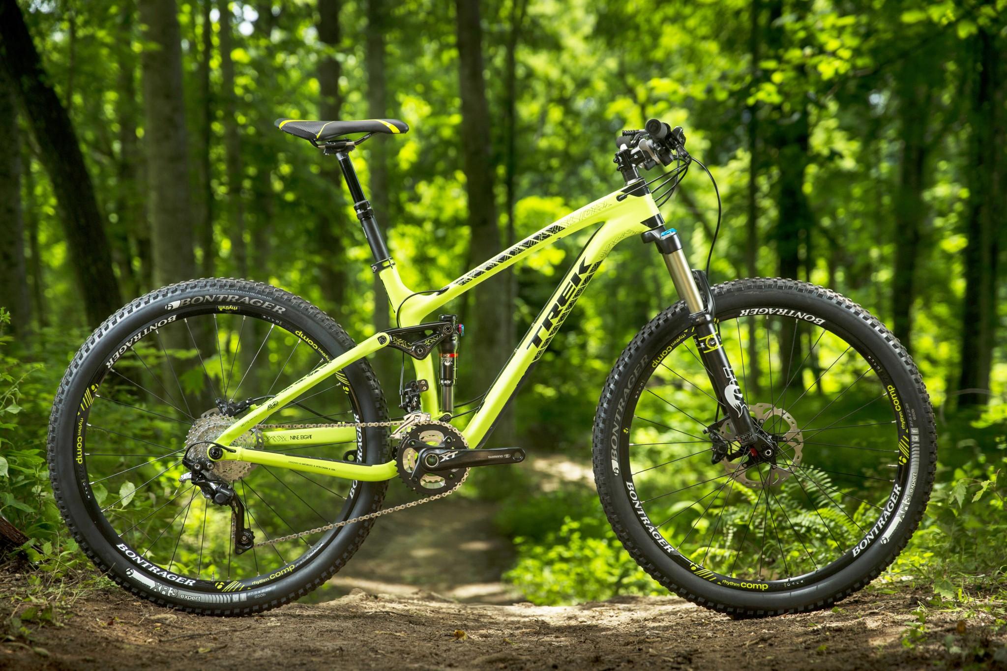 Trek Fuel Ex 8 Wallpaper: Reviews » Bikes » Trail