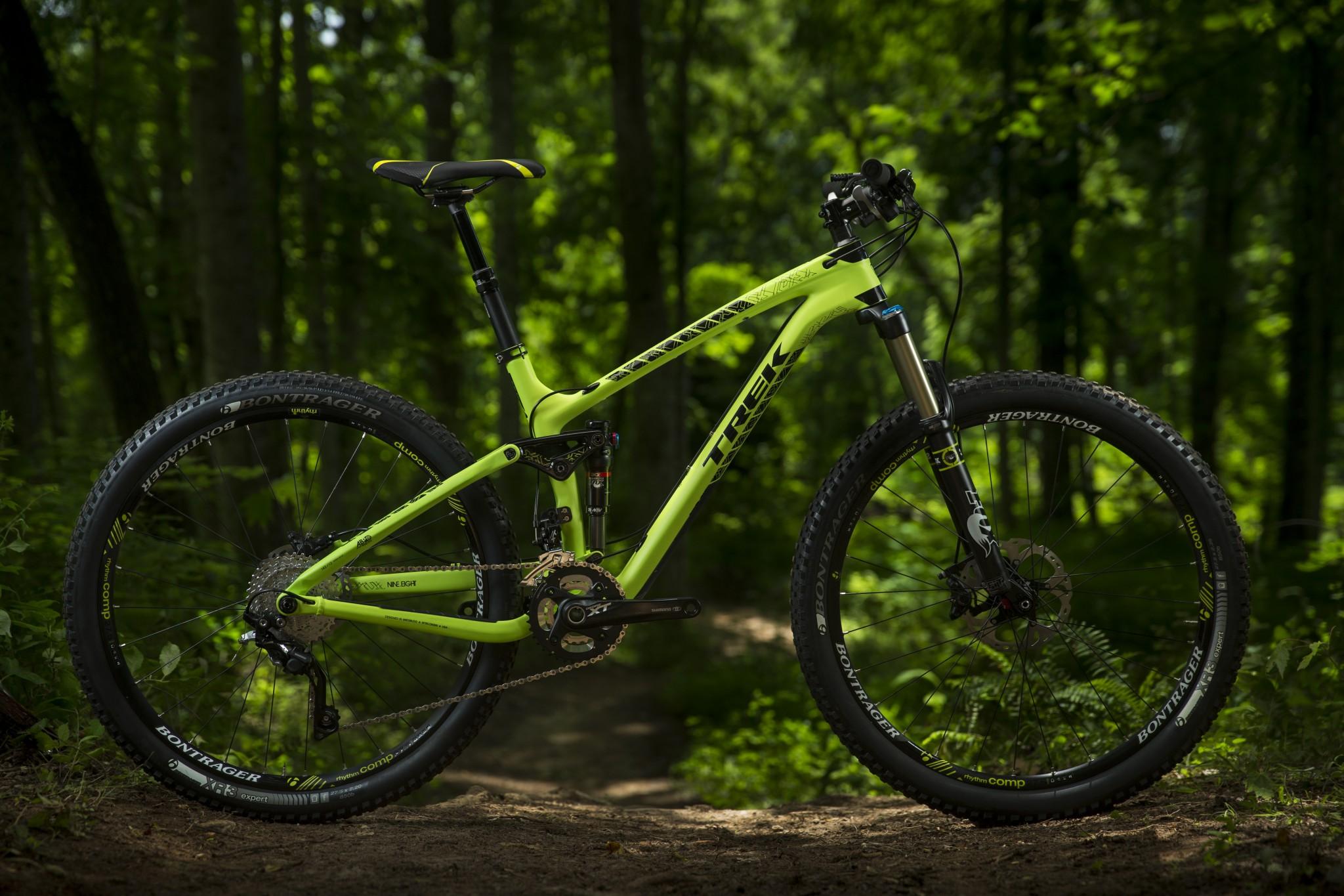 Trek Bikes Fuel Ex 9 8 2014 Mountain Bike Reviews
