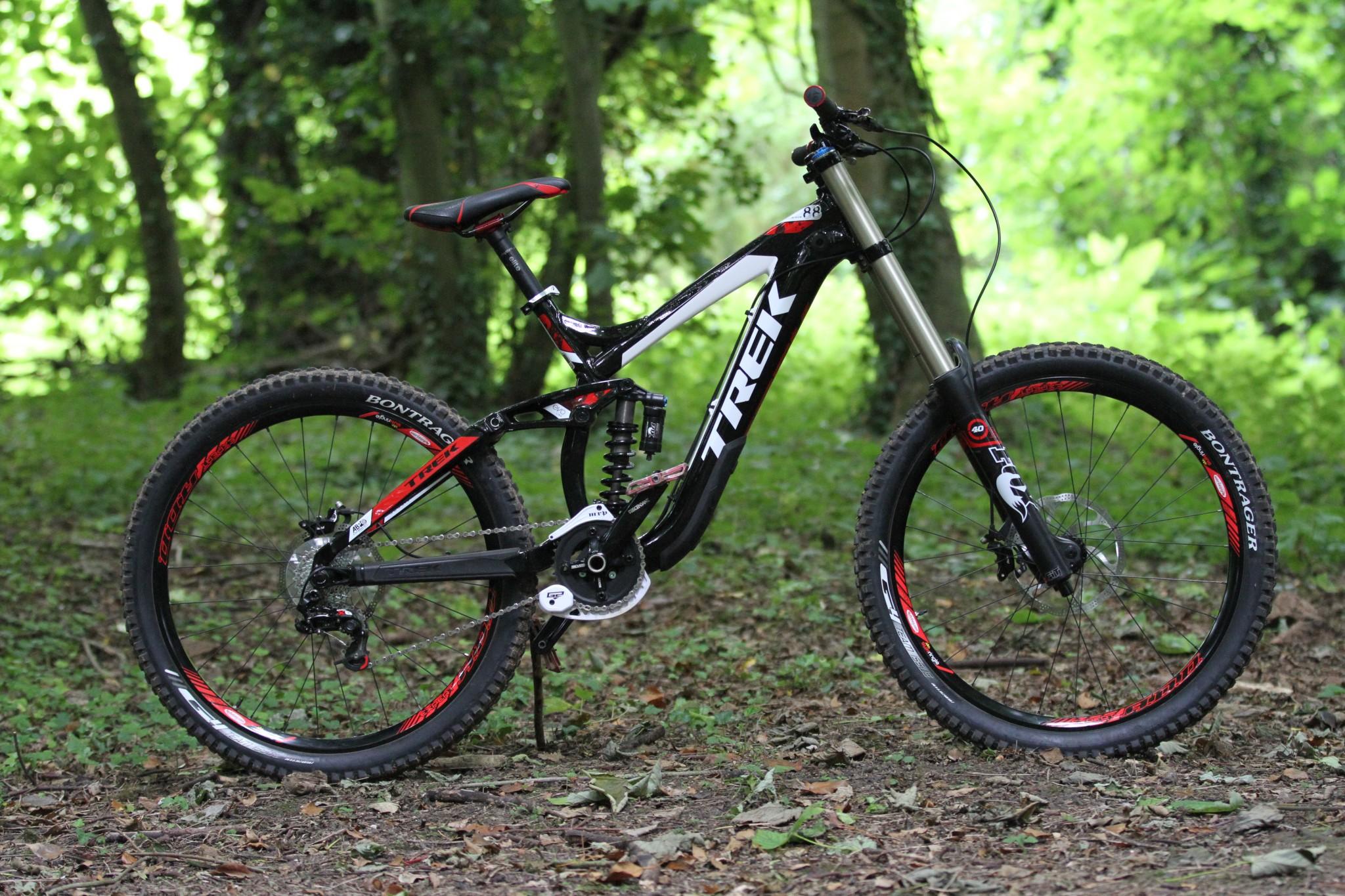 Trek Bikes Session 88 2013 | Mountain Bike Reviews » Bikes » DH