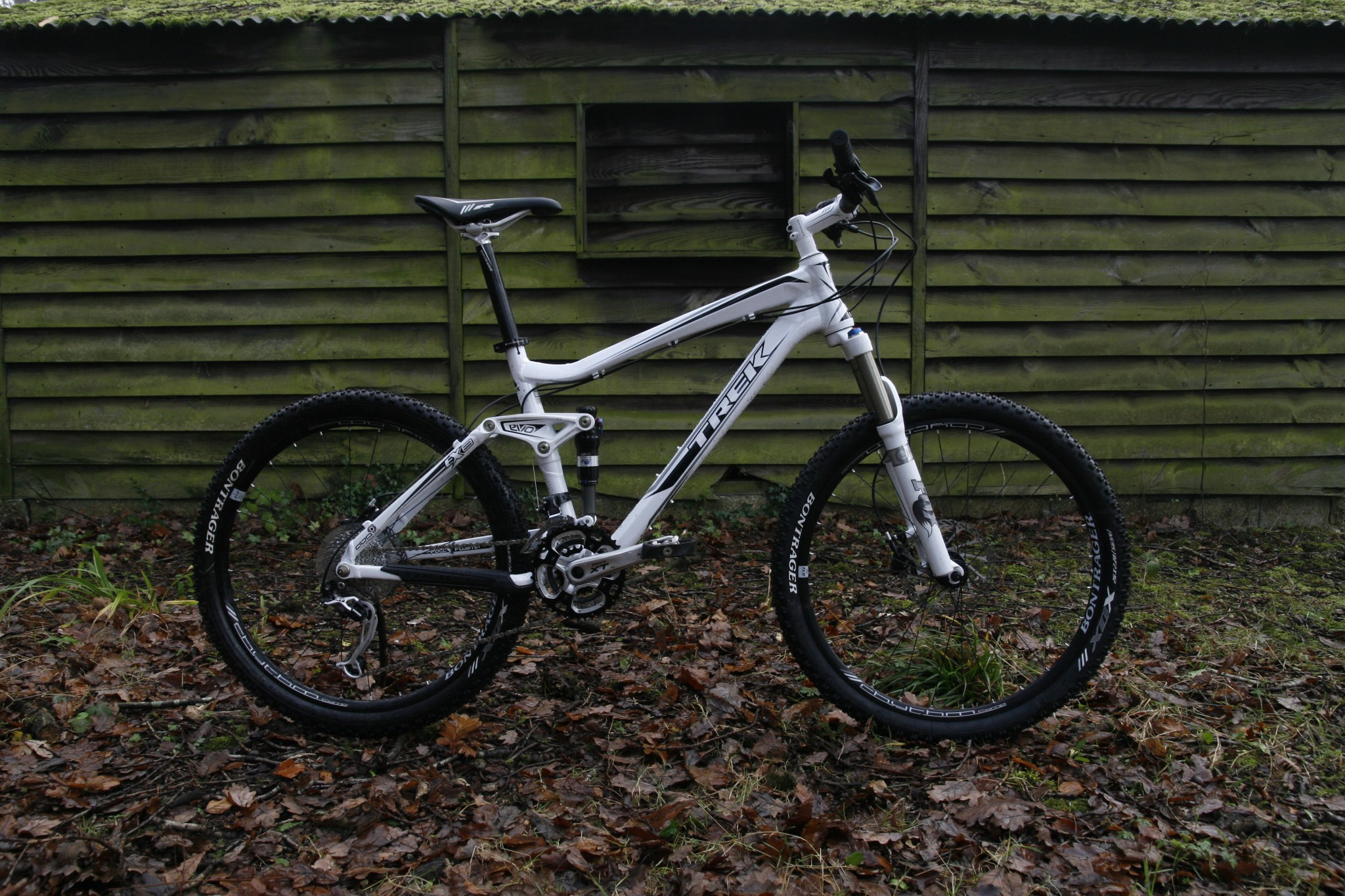 79ac512089b Trek Bikes Fuel EX 8 2010   Mountain Bike Reviews » Bikes » Trail Bikes    IMB   Free Mountain Bike Magazine Online